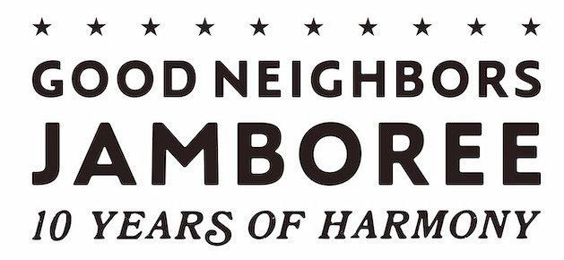 『GOOD NEIGHBORS JAMBOREE2019』ロゴ