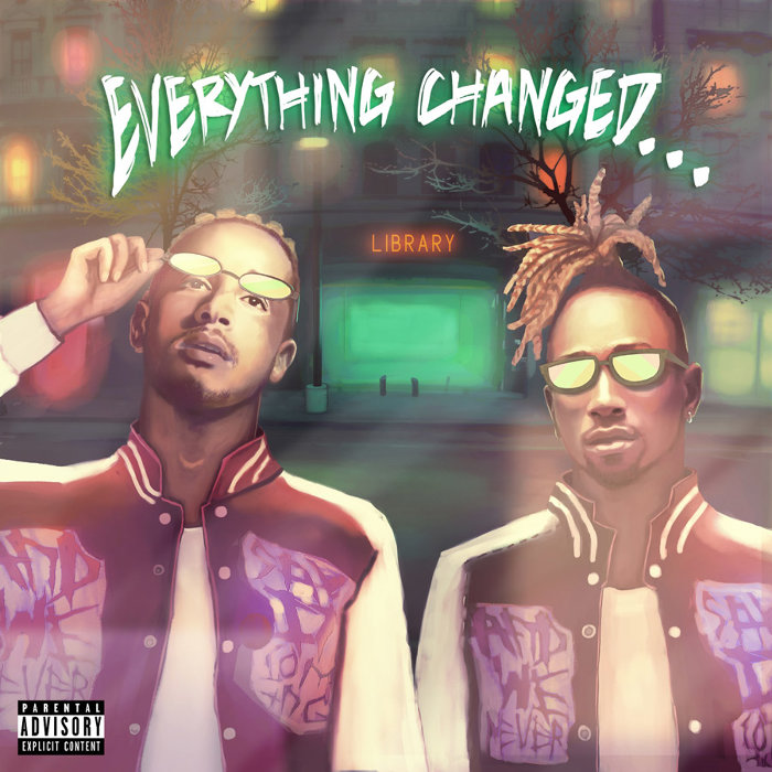 Social House『Everything Changed』ジャケット