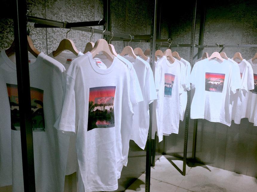 キャンペーンTシャツビジュアル