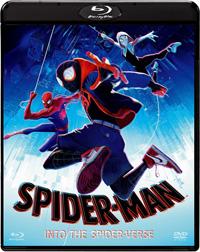 『スパイダーマン:スパイダーバース』ブルーレイ&DVDセット初回生産限定盤