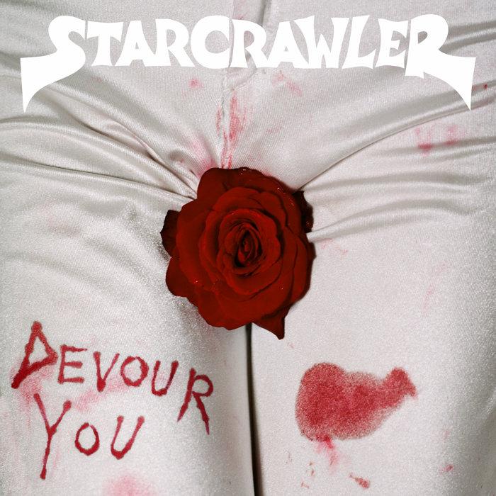 Starcrawler『Devour You』ジャケット