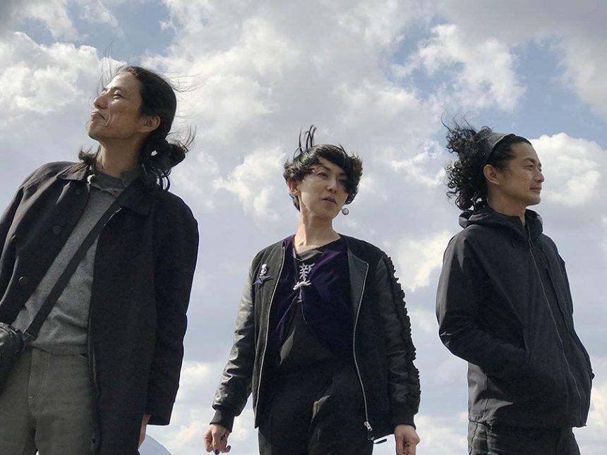 左から白井剛、東野祥子、鈴木ユキオ
