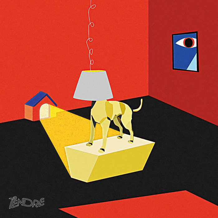 TENDRE『IN SIGHT - EP』ジャケット