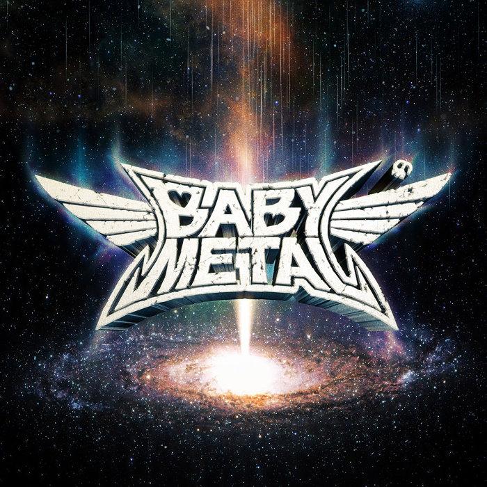 BABYMETAL『METAL GALAXY』通常盤、初回限定盤、アナログ盤ジャケット