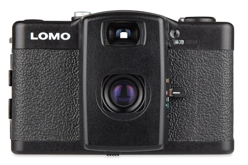 ロモグラフィー 35mmフィルムカメラ「LC-A+」