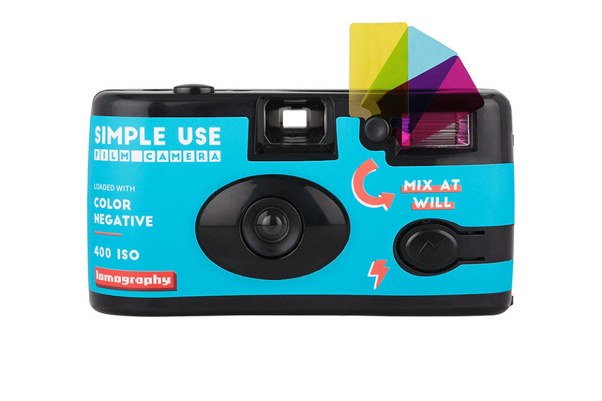 ロモグラフィー「Simple Use Film Camera」