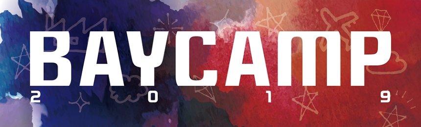 『BAYCAMP2019』ロゴ
