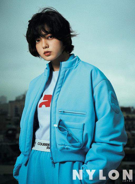 『NYLON JAPAN 10月号』ポスター