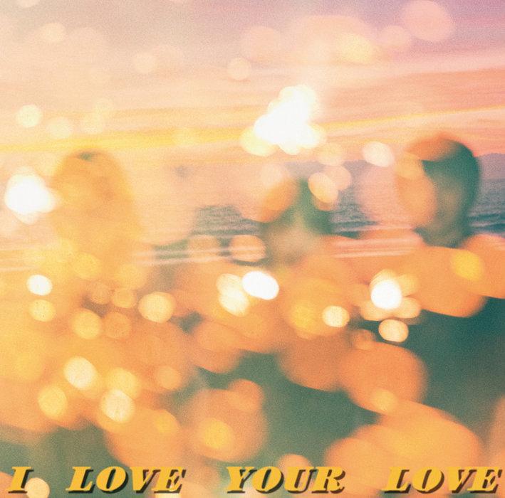 Negicco『I LOVE YOUR LOVE』ジャケット