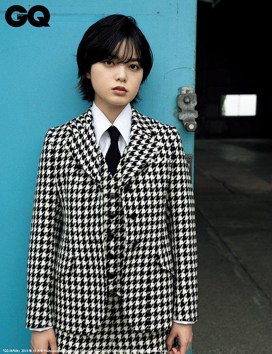 『GQ JAPAN 2019年10月号』より