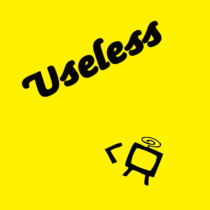 Limited Express(has gone?)『Useless』ジャケット