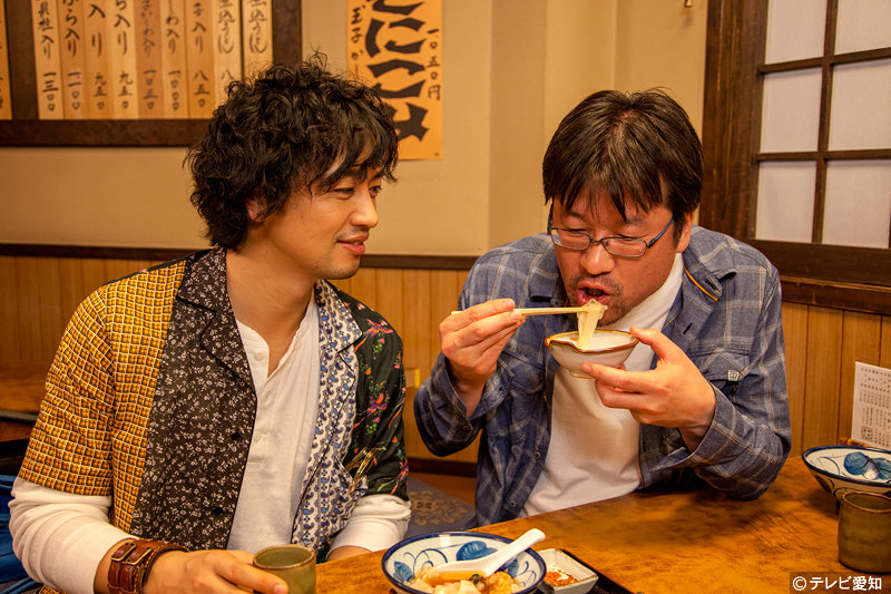 『佐藤二朗と斎藤工が行きたくない街No.1名古屋のドラマに出演するにあたり色々考えてみた』