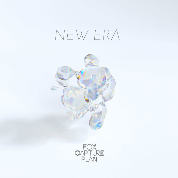 fox capture plan『NEW ERA』ジャケット