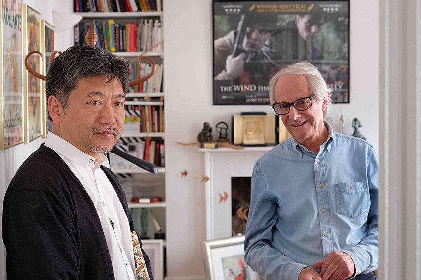 是枝裕和とケン・ローチ