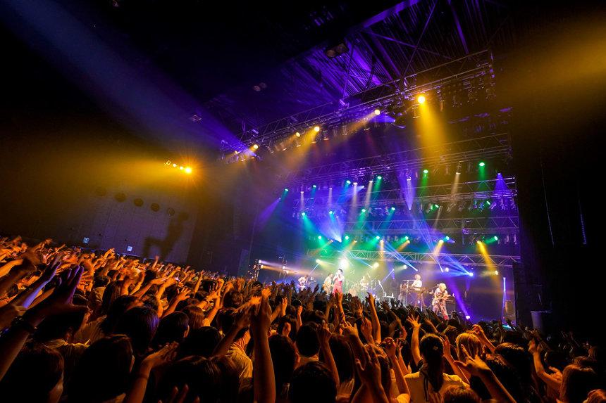 "『菅田将暉LIVE TOUR 2019""LOVE""』の模様 撮影:上飯坂一"