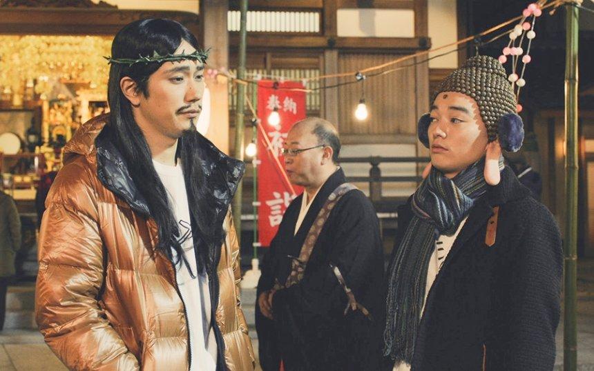 『聖☆おにいさん 第II紀』 ©中村光・講談社/パンチとロン毛 制作委員会