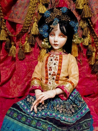 人形作家・清水真理の展覧会『Wonderland』 新作含む約50点展示 ...