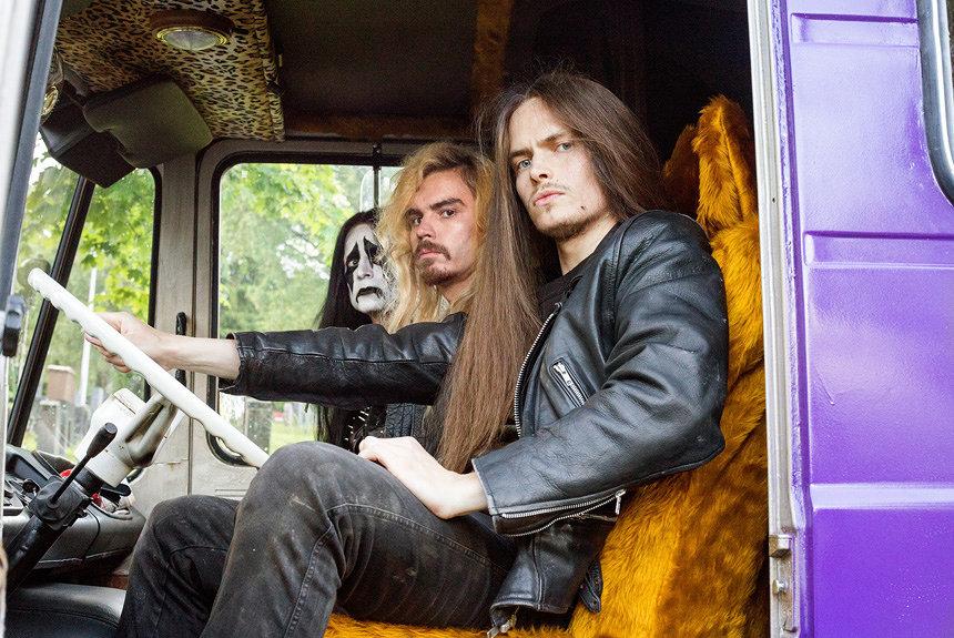 フィンランド発「メタルコメディー」映画『ヘヴィ・トリップ』12月公開