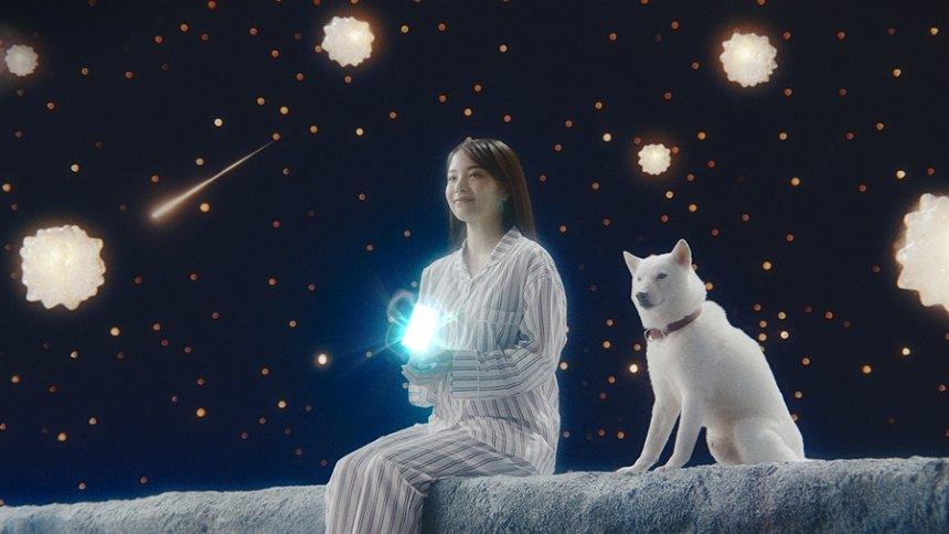 ソフトバンク テレビCM「月への階段」篇