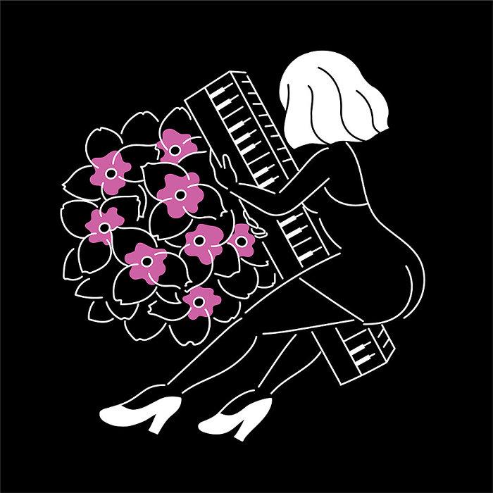 FUKUSHIGE MARI『JAPANESE ONNA』ジャケット