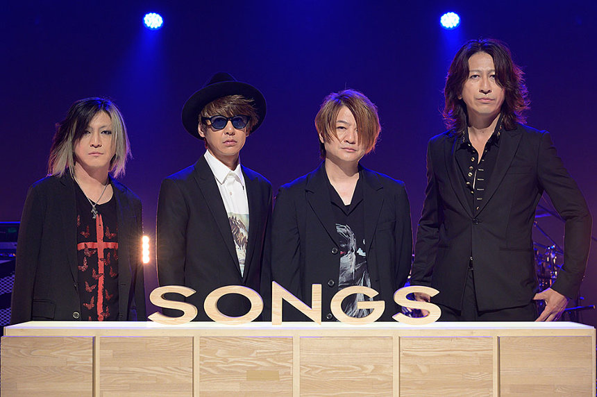 『SONGS「GLAY」』