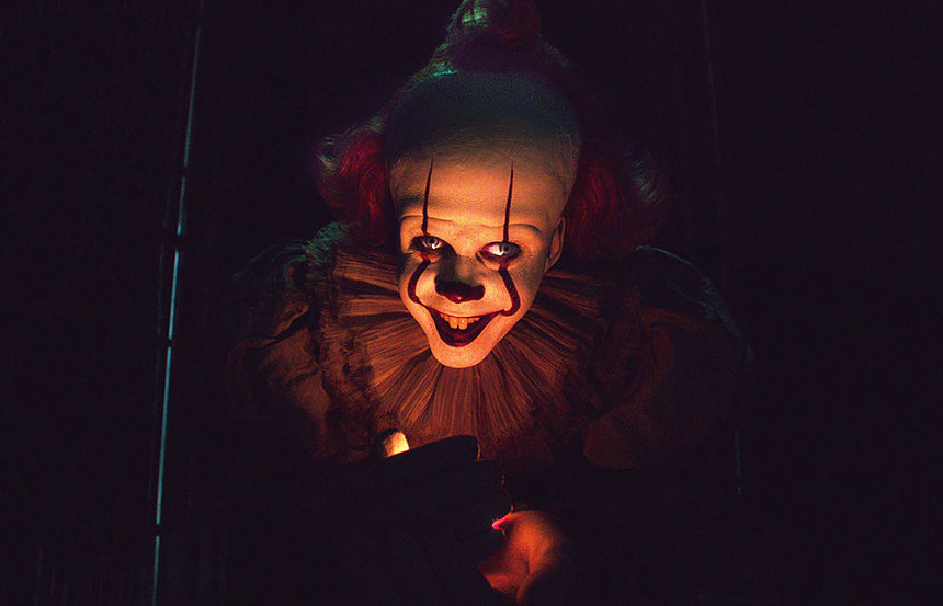 """『IT/イットTHE END """"それ""""が、見えたら終わり。』 ©2019 WARNER BROS. ENTERTAINMENT INC. AND RATPAC-DUNE ENTERTAINMENT LLC. ALL RIGHTS RESERVED."""