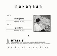 nakayaan『immigrant / proslava』