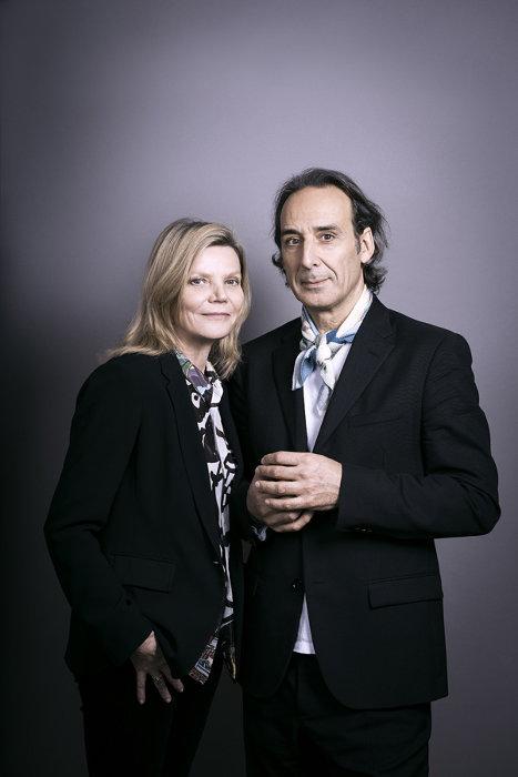 Solreyとアンサンブル・ルシリン ©Aurélie Lamachère