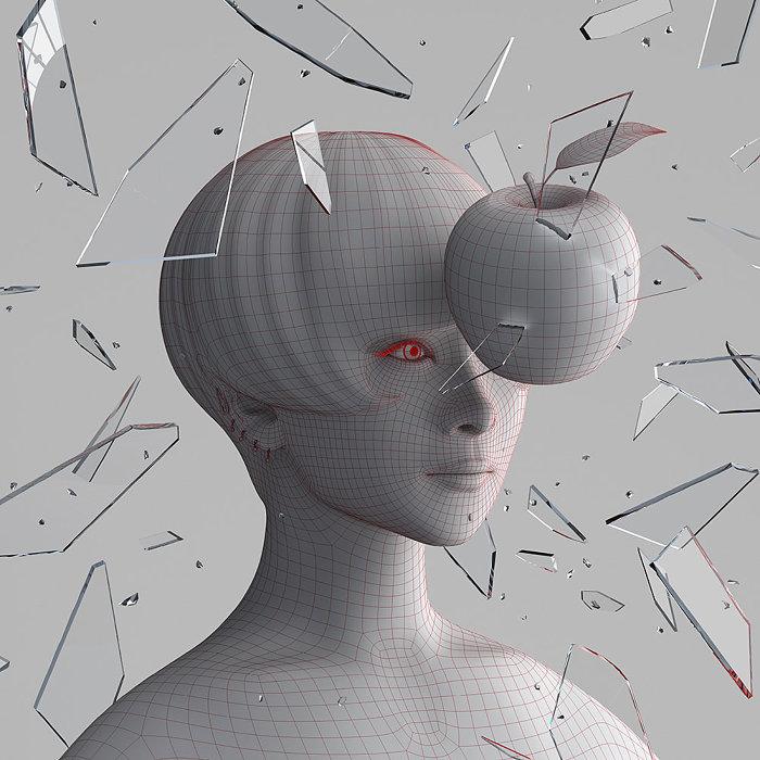 椎名林檎『ニュートンの林檎 ~初めてのベスト盤~』通常盤ジャケット