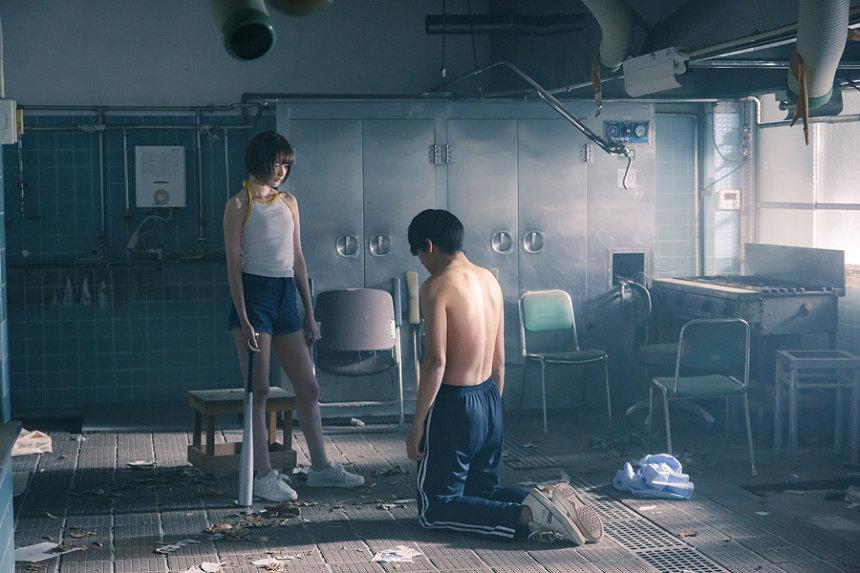 『惡の華』 ©2019 映画『惡の華』製作委員会