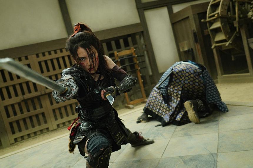 『BLACKFOX: Age of the Ninja』 ©PROJECT BLACKFOX Age of the Ninja