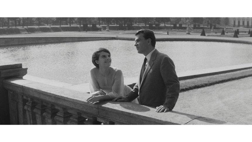 『去年マリエンバートで 4Kデジタル・リマスター版』 ©1960 STUDIOCANAL - Argos Films - Cineriz