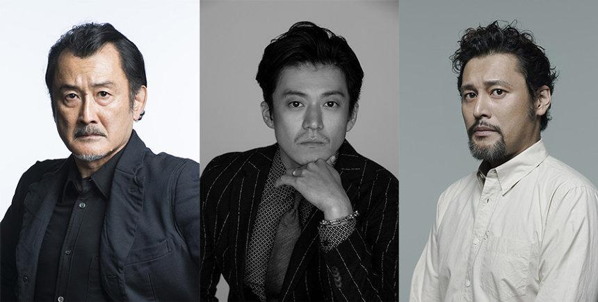 小栗旬、吉田鋼太郎、横田栄司が共演 シェイクスピア作の舞台『ジョン王』