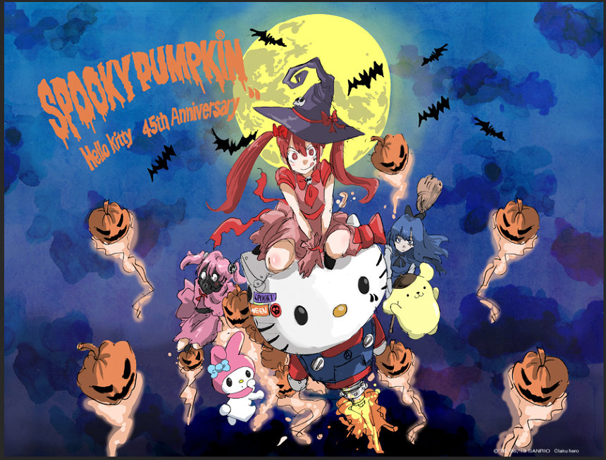 『SPOOKY PUMPKIN 2019 ~PURO ALL NIGHT HALLOWEEN PARTY~』フォトブースビジュアル