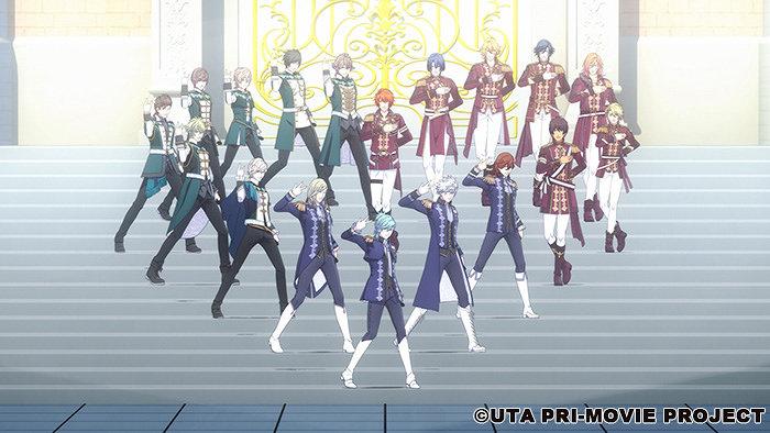 『劇場版 うたの☆プリンスさまっ♪ マジLOVEキングダム』 ©UTA☆PRI-MOVIE PROJECT
