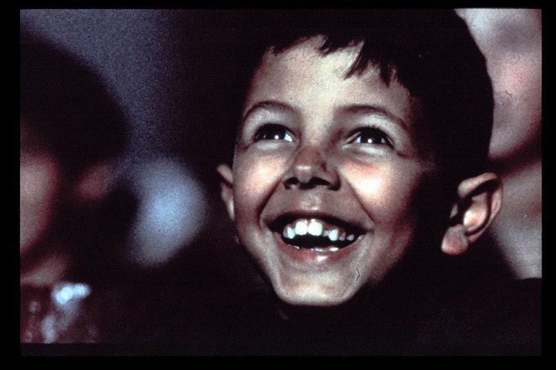 『ニュー・シネマ・パラダイス』 ©1980 UNIVERSAL CITY STUDIOS. INC. ALL RIGHTS RESERVED