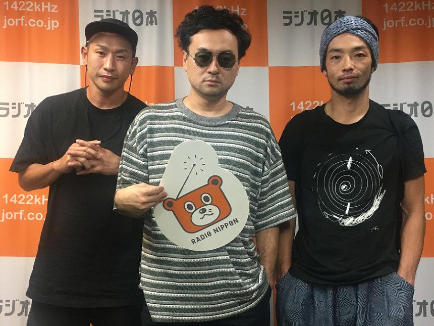 『前野健太のラジオ100年後』に辻本知彦、森山未來が出演、新作舞台語る