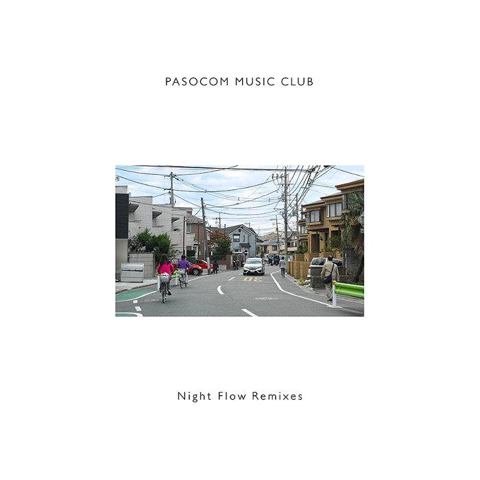 パソコン音楽クラブ『Night Flow Remixes』ジャケット