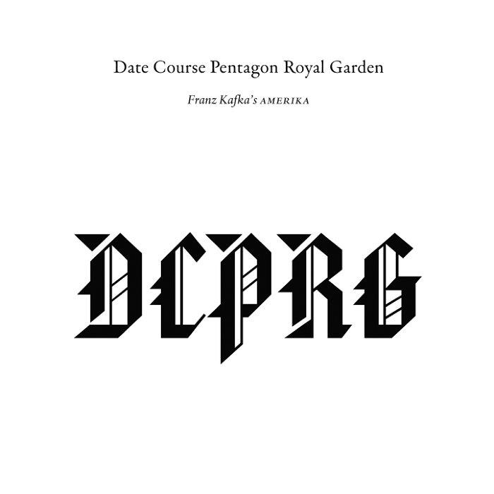 DC/PRG『フランツ・カフカズ・アメリカ / Franz Kafka's Amerika』ジャケット