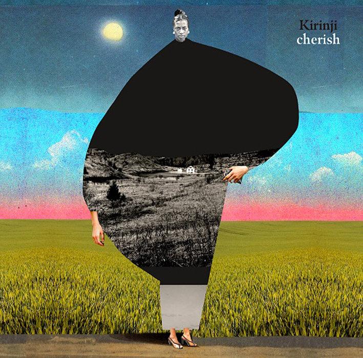 KIRINJI『cherish』初回限定盤ジャケット