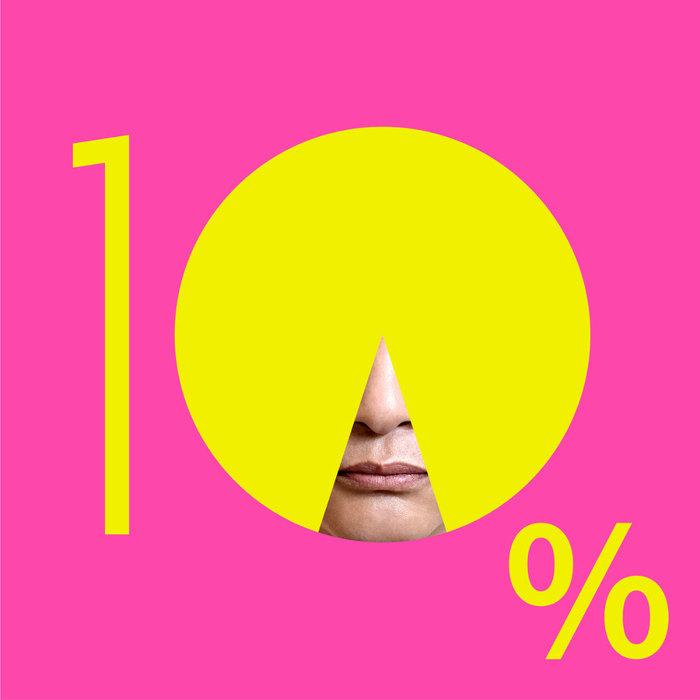 香取慎吾『10%』ジャケット