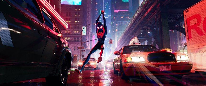『スパイダーマン:スパイダーバース』 ©& ™ 2019 MARVEL. ©2019 SPAI. All Rights Reserved.