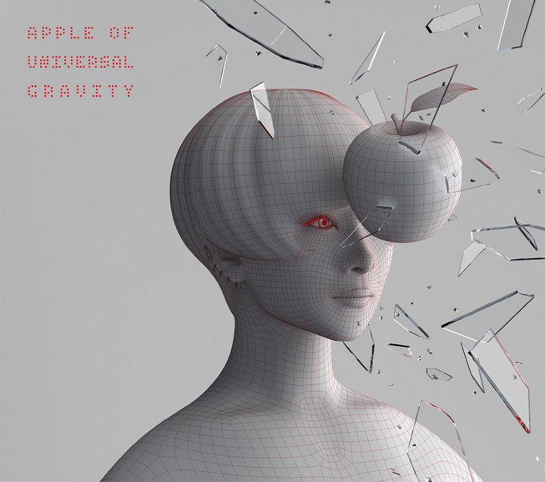 『ニュートンの林檎 ~初めてのベスト盤~』ジャケット