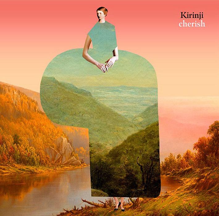 KIRINJI『cherish』通常盤ジャケット