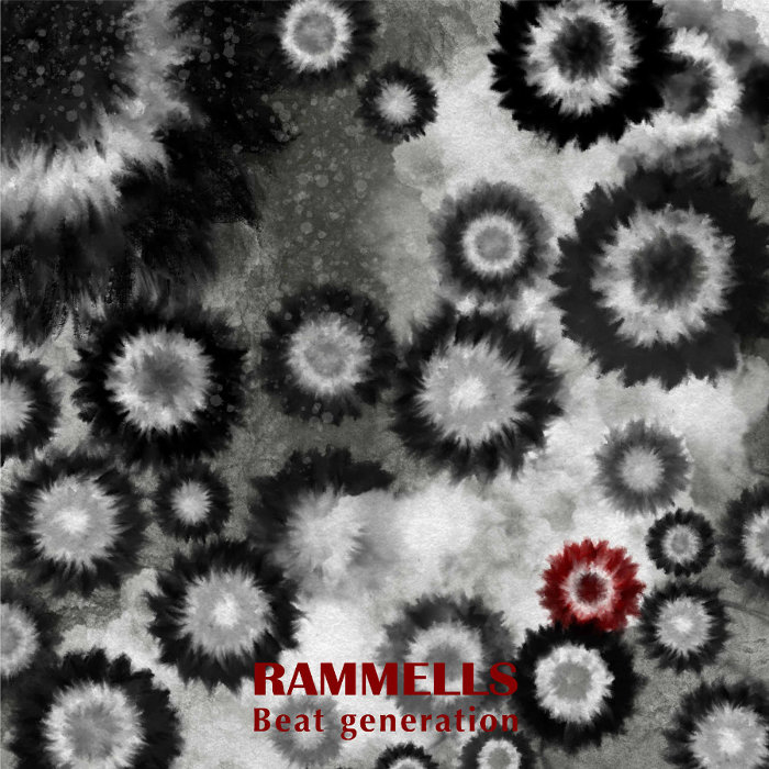 RAMMELLS『Beat generation』ジャケット