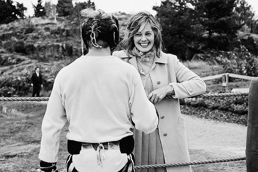 世界戦前にボクサーが恋 北欧映画『オリ・マキの人生で最も幸せな日』