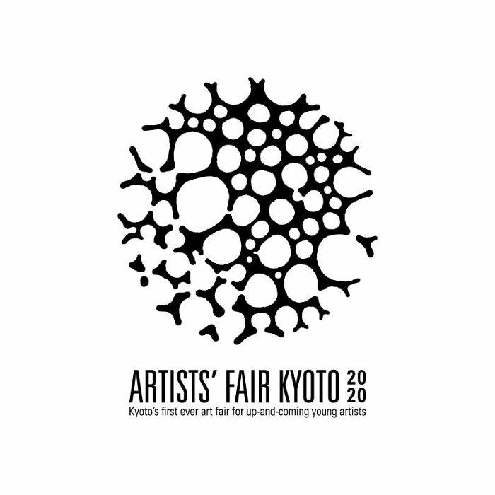 『ARTISTS' FAIR KYOTO 2020』ロゴ