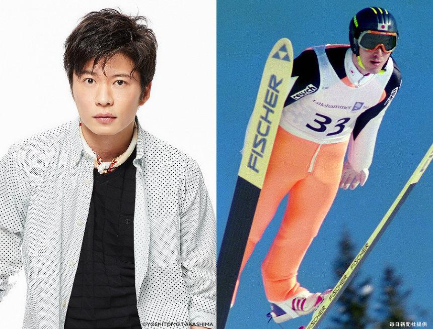 左から田中圭 ©YOSHITOMO TAKASHIMA、西方仁也(毎日新聞社提供)