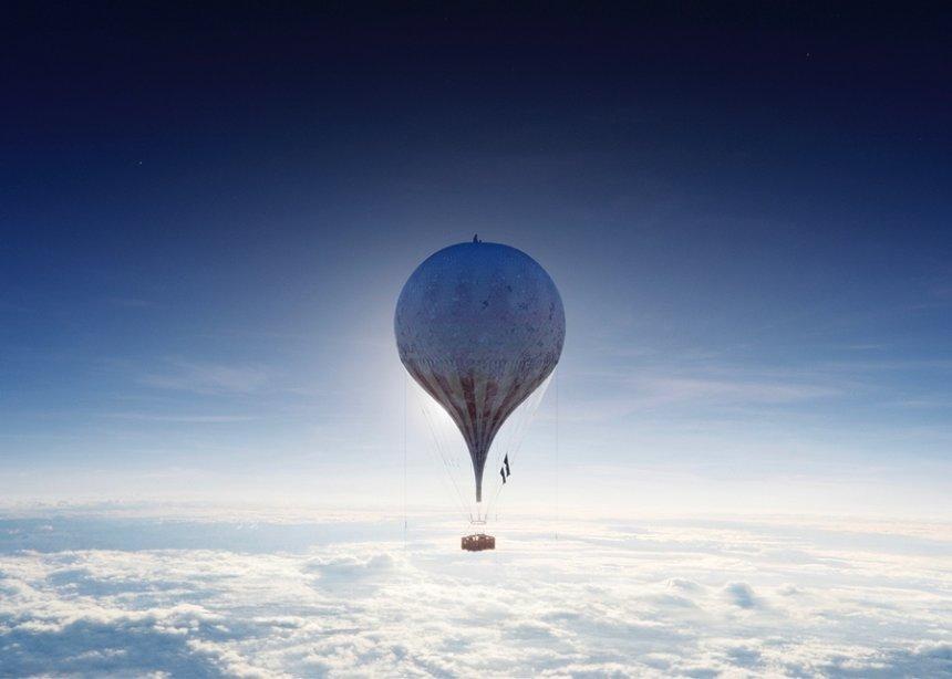 『イントゥ・ザ・スカイ 気球で未来を変えたふたり』©2019 AMAZON CONTENT SERVICES LLC.