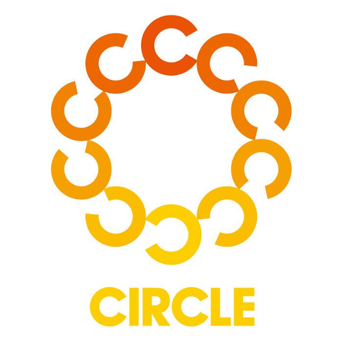 『CIRCLE '20』ロゴ